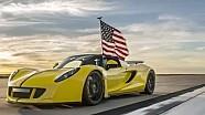 La Venom GT Spyder réalise un nouveau record mondial