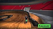 Kawasaki Track Map Atlanta 2016