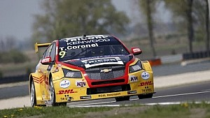 Disappointing. Qualifying. Coronel. Slovakia. WTCC