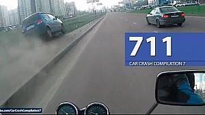 Car Crash Compilation # 711 - April 2016