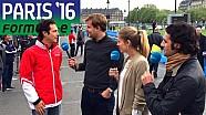 Chat-E Fan Show LIVE From Paris! - Formula E
