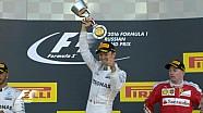 Le résumé du Grand Prix de Russie