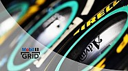 Burning Rubber – Behind The Scenes With Pirelli Tyres | Mobil 1 The Grid