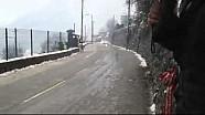 Авария Яри-Матти Латвалы на Ралли Монте-Карло 2013 года
