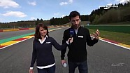 6 Hours of Spa - Track walk