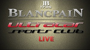 Live - Blancpain Ultracar Sports Club - Brand Hatch 2