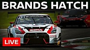 Live - Blancpain Sprint Series - Brands Hatch 2016 - Main Race