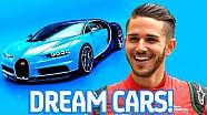 Formula E Drivers Reveal Their Dream Cars - Formula E