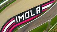 L'autodromo di Imola visto dal... cielo