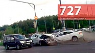 Car Crash Compilation # 727 - May 2016