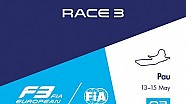 9th race of the 2016 season / 3rd race at Pau