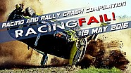 Racing and Rally Crash Compilation Week 19 May 2016