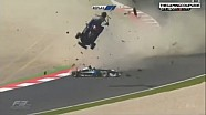 Terribile incidente al Red Bull Ring