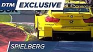 DTM в Шпільбергу: Найкращі моменти другої гонки