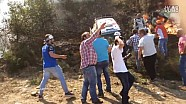 WRC2016赛季葡萄牙——帕顿和塔那克事故