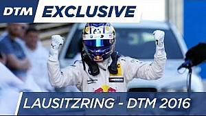 See you at Lausitzring - DTM 2016