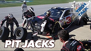 All Jacked Up: How Pit Road Jacks Work