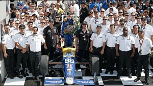 HPD Trackside -- Indy 500 Race Report