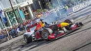 Líbano, Carlos Sainz Jr. y un RB7