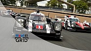 Clash Of The Titans – The LMP1 Field At Le Mans 2016 | Mobil 1 The Grid