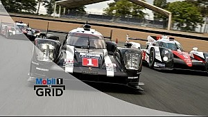 Clash Of The Titans – The LMP1 Field At Le Mans 2016   Mobil 1 The Grid