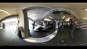 360° VIDEO: Paul Mitchell Car Preparation
