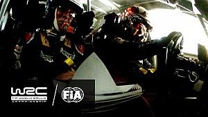 Rally Italia Sardegna 2016: CRASH Hayden Paddon on SS7