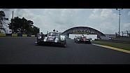 24 Heures du Mans 2016 - Les LM P1 en piste !