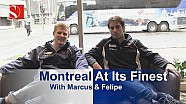Chilly? Only The Weather! - Canadian Grand Prix - Sauber F1 Team