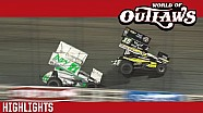World of Outlaws Craftsman Sprint Cars Knoxville Raceway June 11th, 2016   HIGHLIGHTS