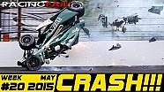 Racing and Rally Crash Compilation Week 20 May 2015