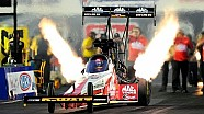 Doug Kalitta sets a track record on his way to the No.1 qualifying spot in Norwalk