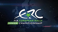 FIA ERC - Kenotek by CID LINES Ypres Rally 2016 - ERC Junior Highlights Leg 2