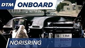 DTM Norisring 2016 - Timo Glock (BMW M4 DTM) - Re-Live Onboard (Race 2)