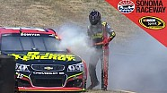 Bowyer: 'I couldn't breathe'