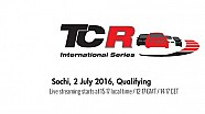 LIVE: TCR 2016 - Sochi - Qualifying