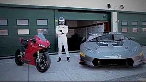 World Ducati Week 2016: Huracán Super Trofeo and Ducati 1299 Panigale
