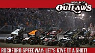 Rockford Speedway: Lets Give it a Shot!