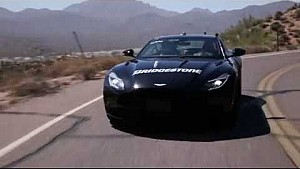 DB11 endures extreme weather testing in Phoenix, Arizona | Aston Martin