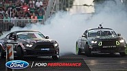 Battle of the Mustangs - Formula Drift Canada: Vaughn Gittin Jr. v. Justin Pawlak | FORD PERFORMANCE