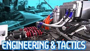 Engineering & Tactics With Mahindra Racing! - Formula E