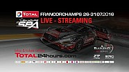 LIVE: 24 Hours of Spa - MAIN RACE - Part 7