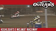World of Outlaws Craftsman Sprint Cars Wilmot Raceway July 30th, 2016 | HIGHLIGHTS