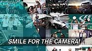 Carrera en casa de F1 a través de la lente