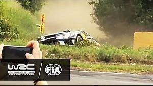 Rallye Deutschland 2016: HIGHLIGHTS Stages 5-10