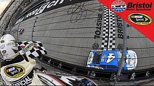 Harvick reigns supreme at Bristol