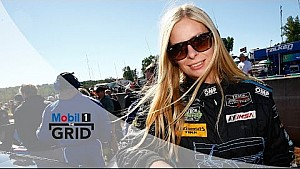 Danish Star – The Rise Of Christina Nielsen | Mobil 1 The Grid