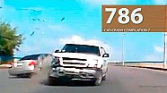 Car Crashes Compilation # 786 - August 2016  (English Subtitles)