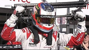 WTCC QUALIFYING Japan