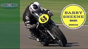 Barry Sheene Memorial Trophy Part 2 Highlights | Goodwood Revival